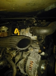 Двигатель Kia Bongo. Кузов 3 D4CB 2.5л 123л.с.