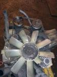 Двигатель Ssangyong Rexton 662935 2.9