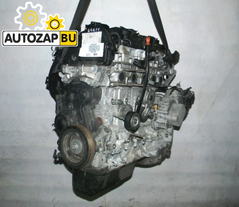 Двигатель Citroen C4 2 1.6 HDi 9HR DV6C
