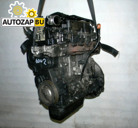 Двигатель Citroen C4 Picasso 1.6 HDi