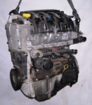 Двигатель Renault Scenic/Megane 2 1.6 K4MC813