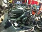 Двигатель Jaguar S-type 2.7 276DT