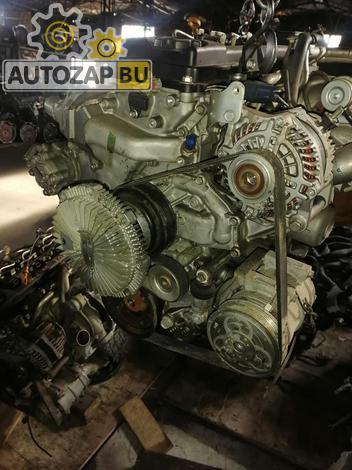 Двигатель на NISSAN PATROL Y61 ZD30DDTI