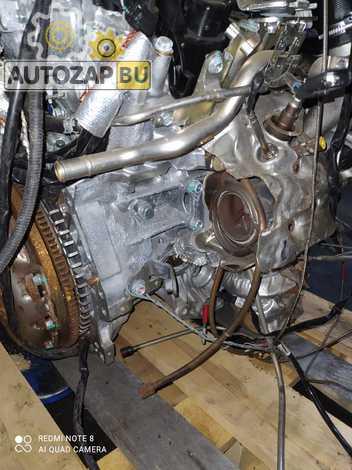 Двигатель NISSAN INFINITI SKYLINE Q50 Q60 V37 VR30DDTT